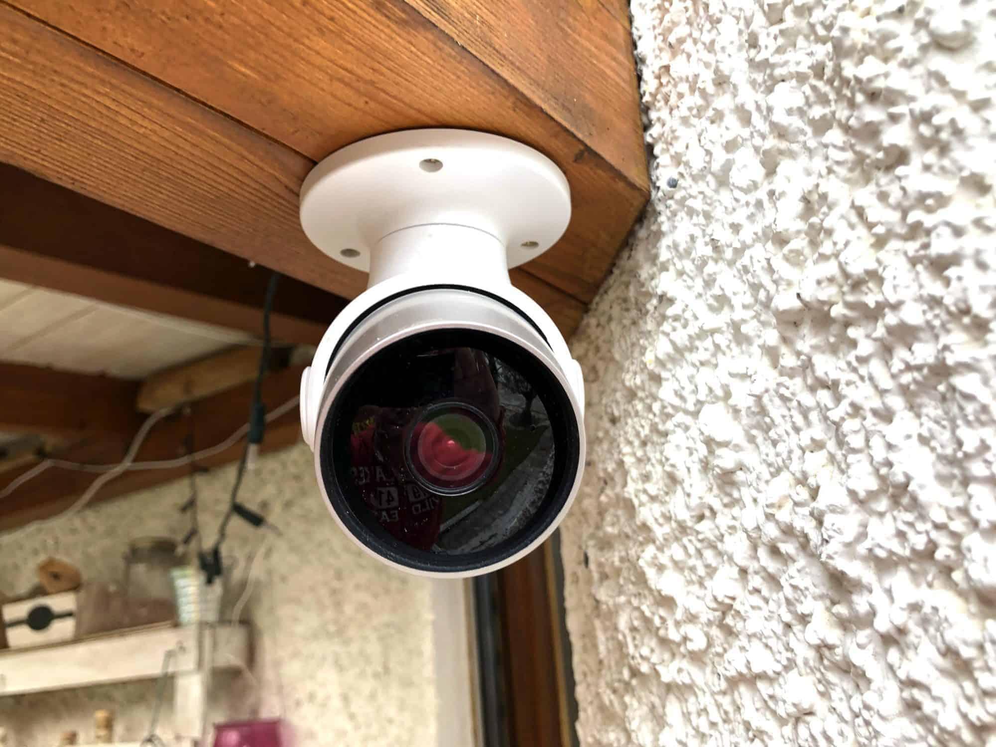 Praxistest im Garten: 1080P Aussenkamera (Panamalar) 1